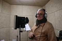 Paul en el estudio